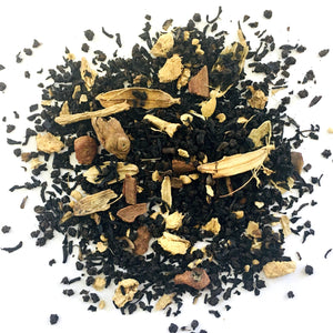 BLACK TEA WITH SPICES AND MANGO BITS