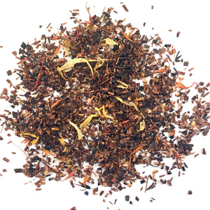 HONEYBUSH AND ROOIBOS WITH BERRY & CHOCOLATE FLAVORS
