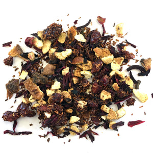 ROOIBOS WITH CRANBERRIES AND ORANGE PEEL