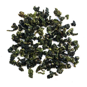 Organic China Oolong, Ti Kwan Yin style, rolled leaf