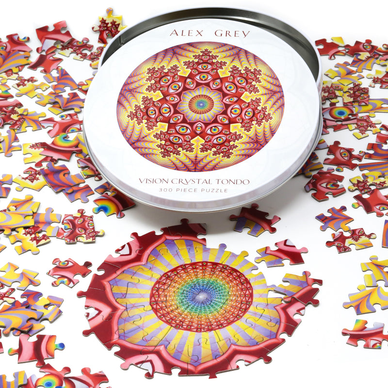 OUT OF STOCK - Vision Crystal Tondo Puzzle