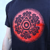 Red Vision Crystal - Short Sleeve