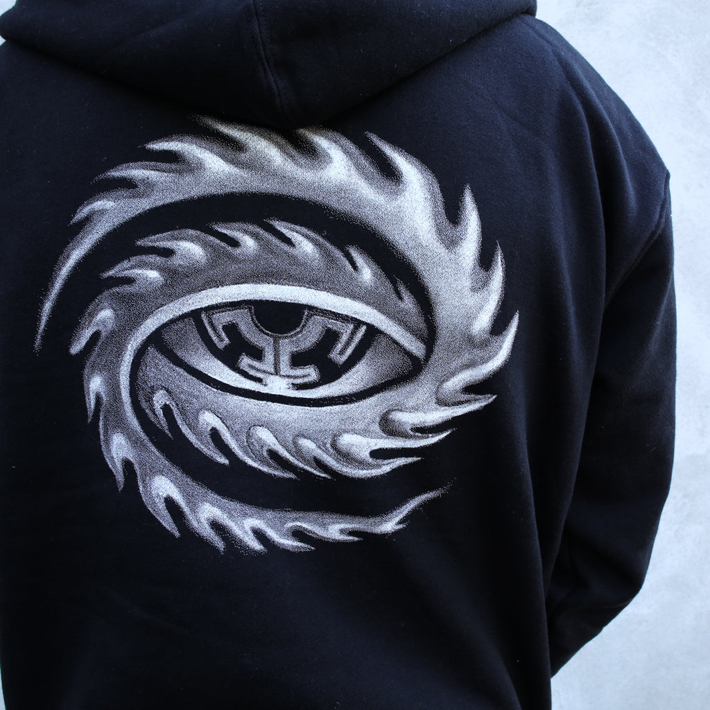 Cosmic Eye - Zip-Up Hoodie