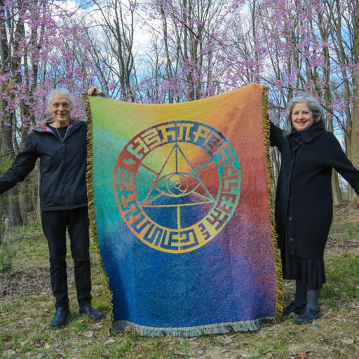 OUT OF STOCK - CoSM Symbol - Limited Release Art Blanket