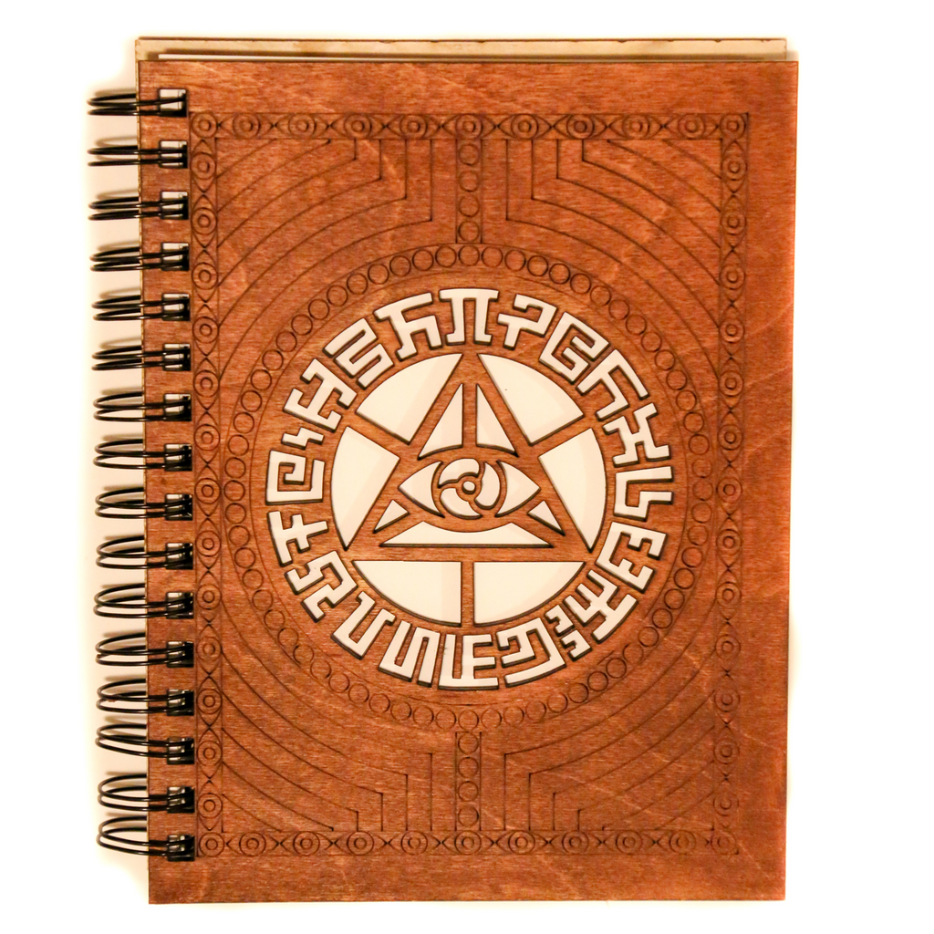 Mystic Eye Sketchbook