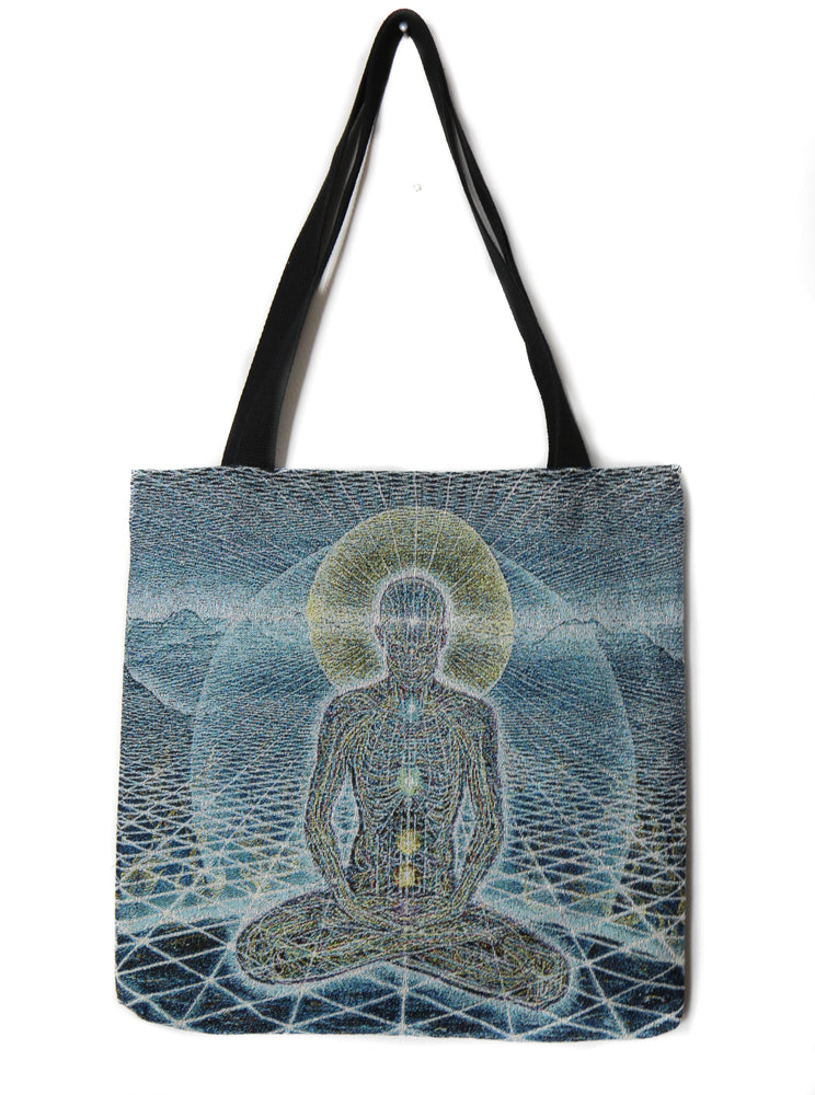 Theologue - Woven Tapestry Tote Bag