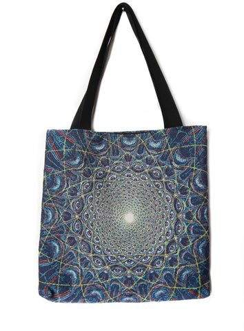 Collective Vision - Woven Tapestry Tote Bag