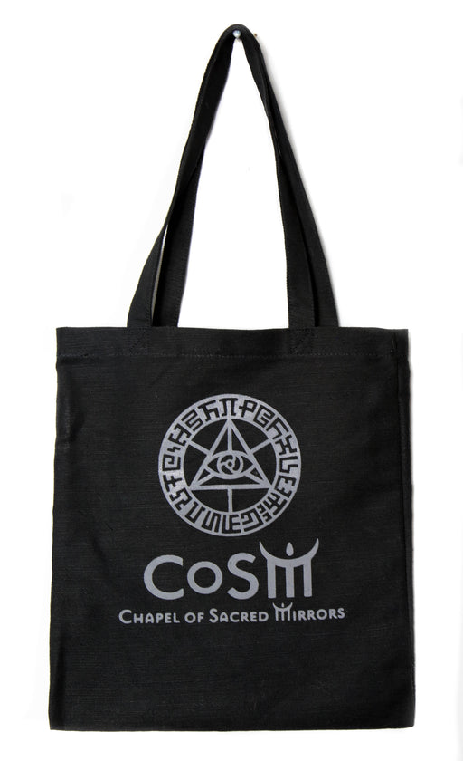 CoSM Logo - Hemp Tote Bag