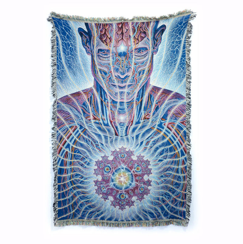 Mystic Eye - Limited Release Art Blanket