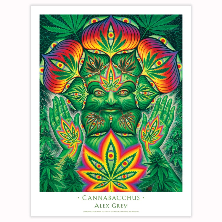 Cannabacchus - Poster
