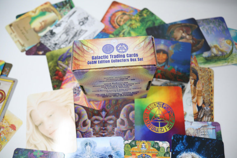 Galactic Trading Cards - CoSM Collectors Edition