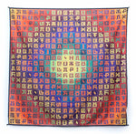 Complementary Mandala - Tapestry