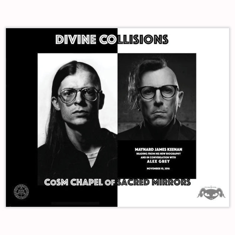 Divine Collisions - Mini Poster