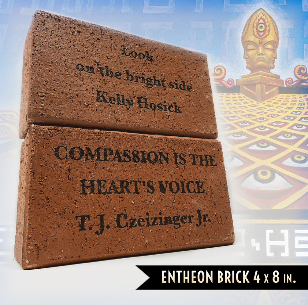 Entheon Brick - 4x8 in.