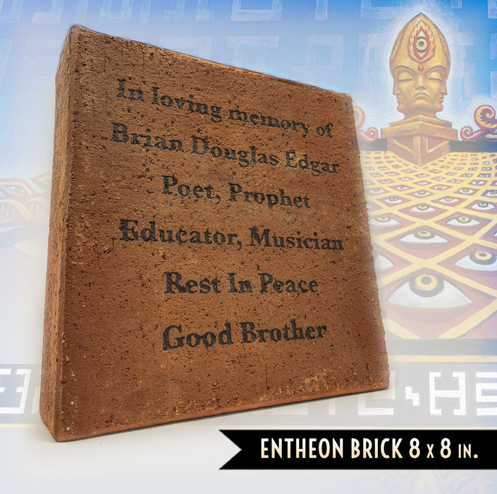 Entheon Brick - 8x8 in.