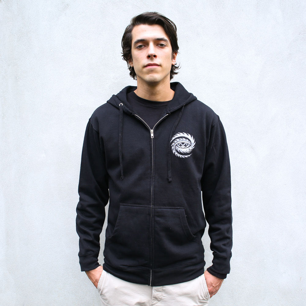 Study for the Great Turn - Zip Hoodie