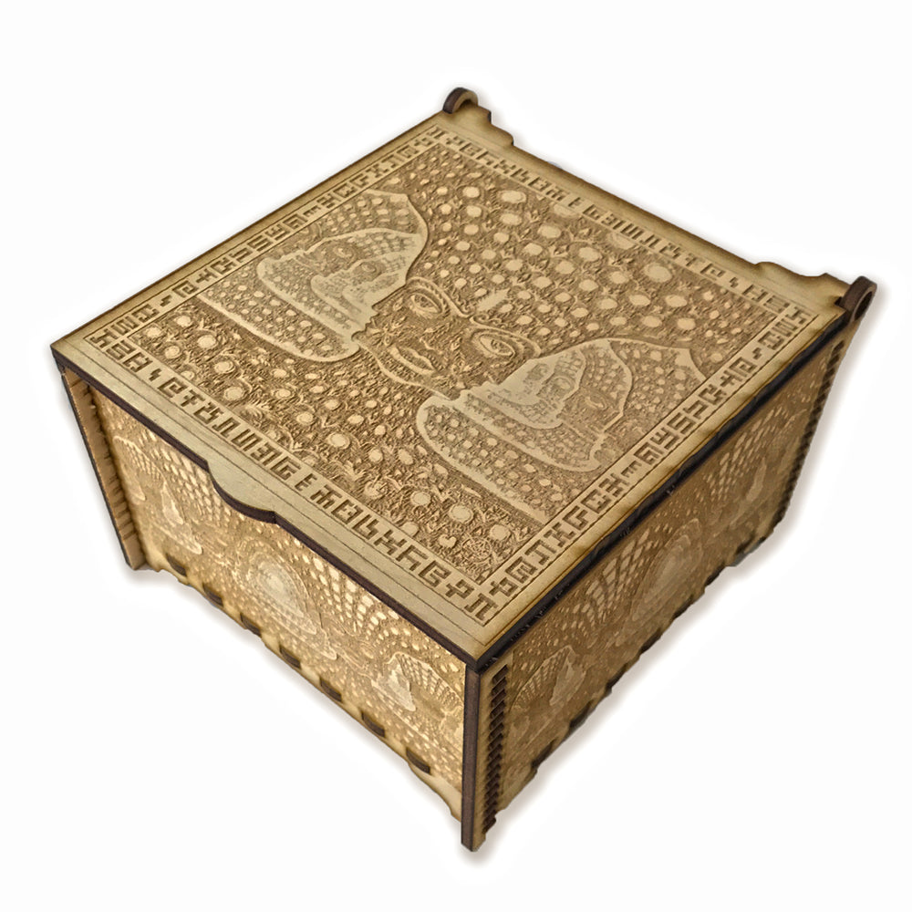 Net of Being Altar Box