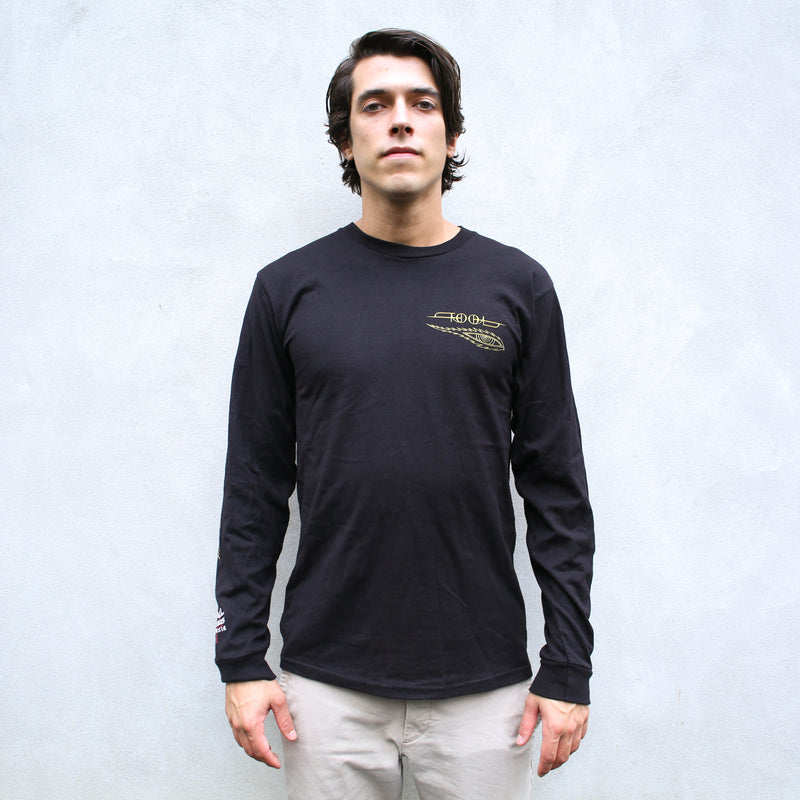 Study for the Great Turn : TOOL Tour - Long Sleeve Tee