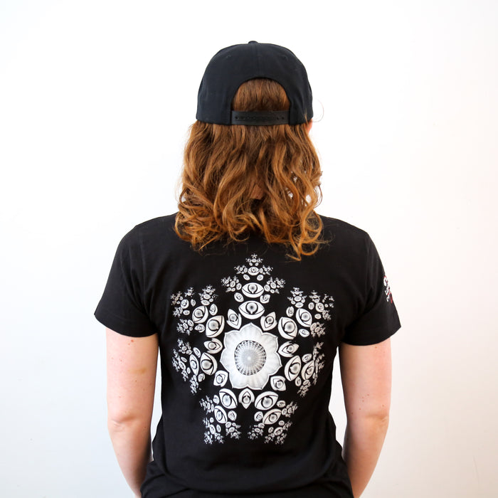 Vision Crystal : TOOL Tour - Ladies Short Sleeve Tee
