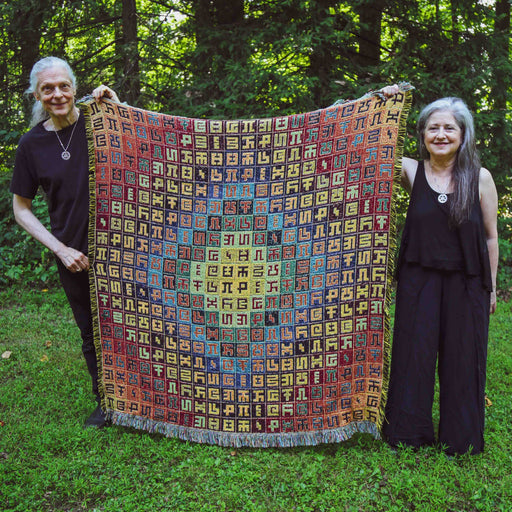 OUT OF STOCK - Complementary Mandala - Art Blanket