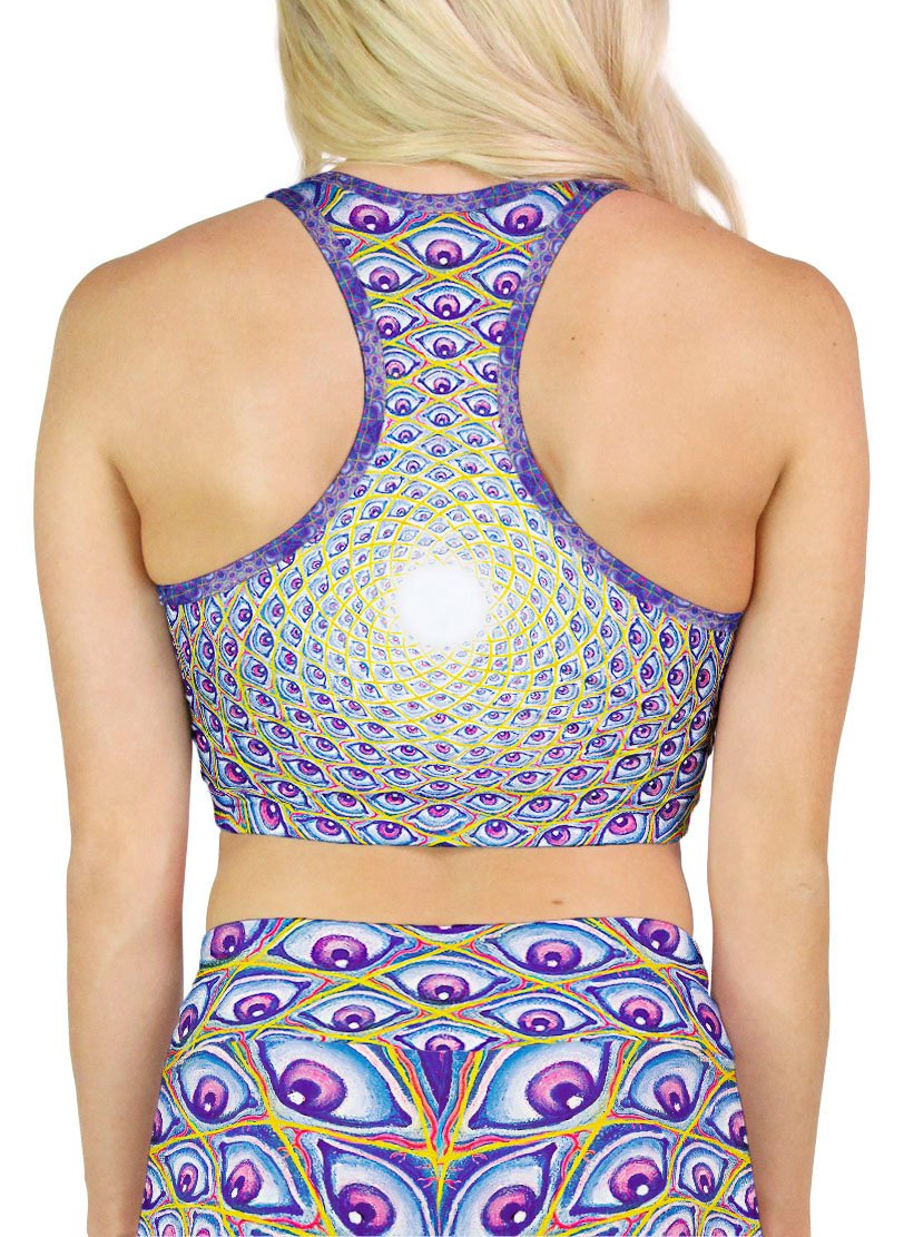 Collective Vision Racerback Crop