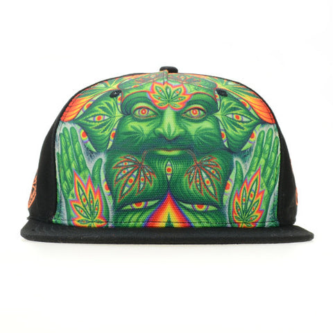 Cannabacchus - Fitted Hat