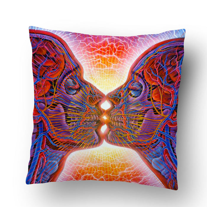 The Kiss - Pillow