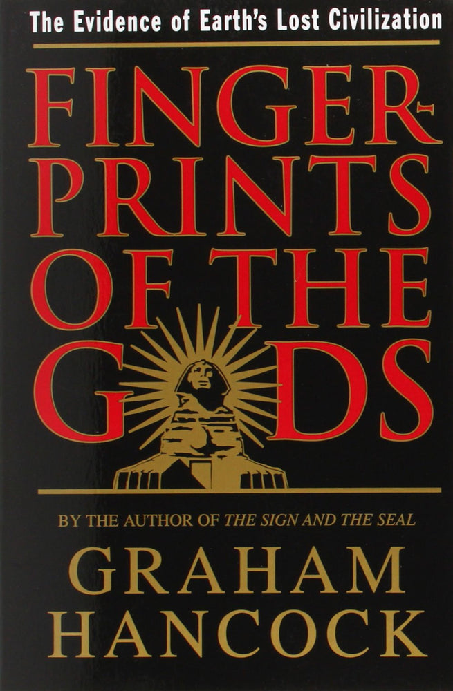 Fingerprints of the Gods - Hancock