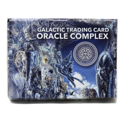 Galactic Trading Cards - 20 Card Deck