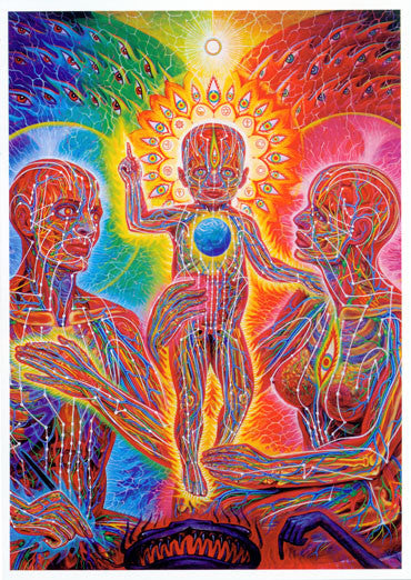 Holy Family Notecard Cosm Shop