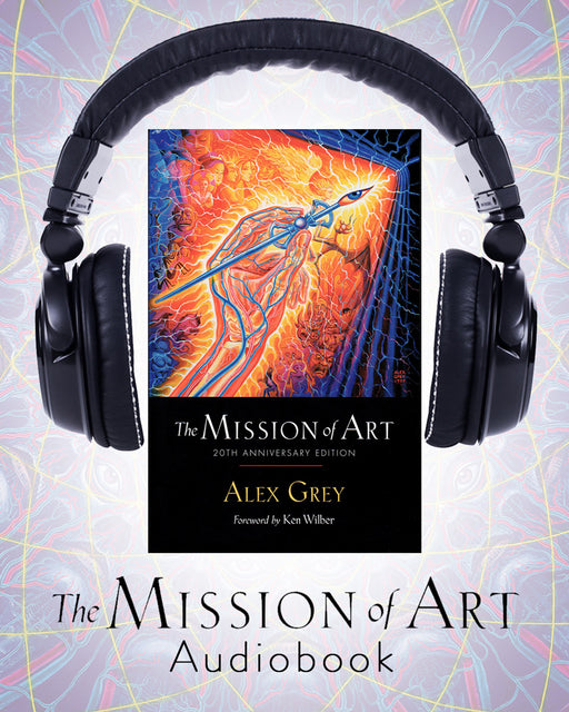 The Mission of Art - Audiobook