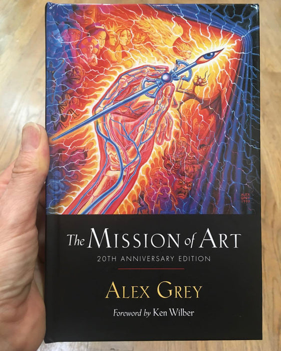 Mission of Art : 20th Anniversary Edition - Hardcover