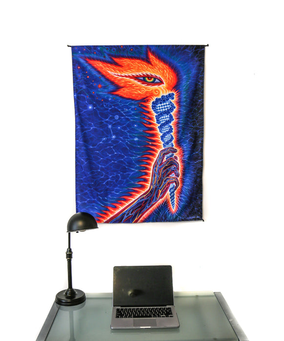 The Torch - Tapestry
