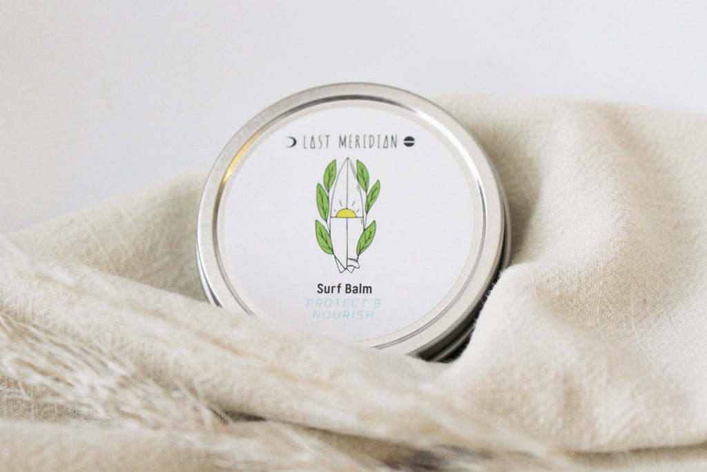 Surf Balm with Zinc | Reef-Safe Sun Protection and Nourishment