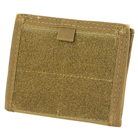 Velcro ID Panel-Tactical-Retirement-Military-Police-Gift-Carry-Stand-Cart-Ping-Titleist-MOLLE Pouch - 1
