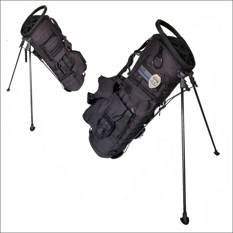 TactiCool - Golf Bag - BAMF Golf Bag: Sheepdog - 2018 - gift - veteran - emt - army - policeman - military - firefighter - molle - navy - marines