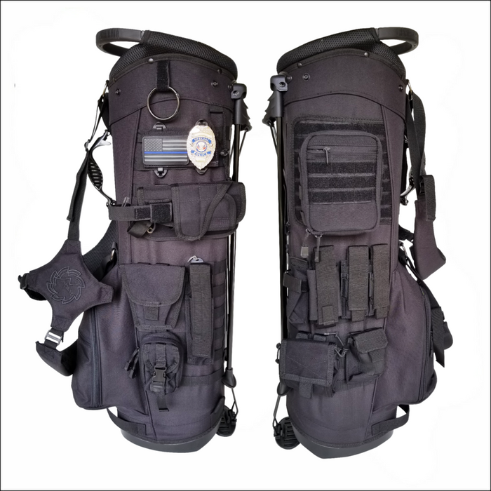 TactiCool - BAMF Golf Bag: Sheepdog - 2018 - tactical - military - police - veteran - molle