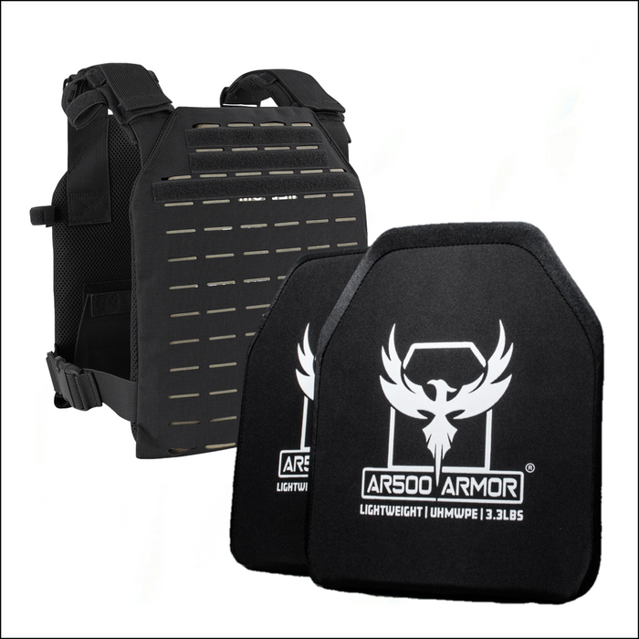 TactiCool - Level III UHMWPI Body Armor - 2018 - tactical - military - police - veteran - molle