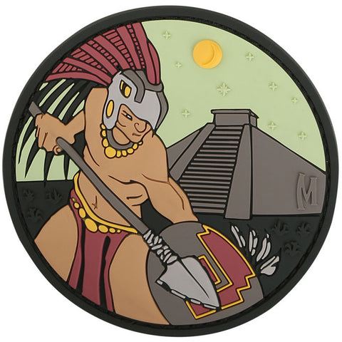 TactiCool - Morale Patch - 2017 - Aztec Warrior Patch - military - police