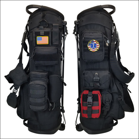 TactiCool - BAMF Golf Bag: First Responder - 2018 - gift - veteran - army - police - military - firefighter - molle - army - marines