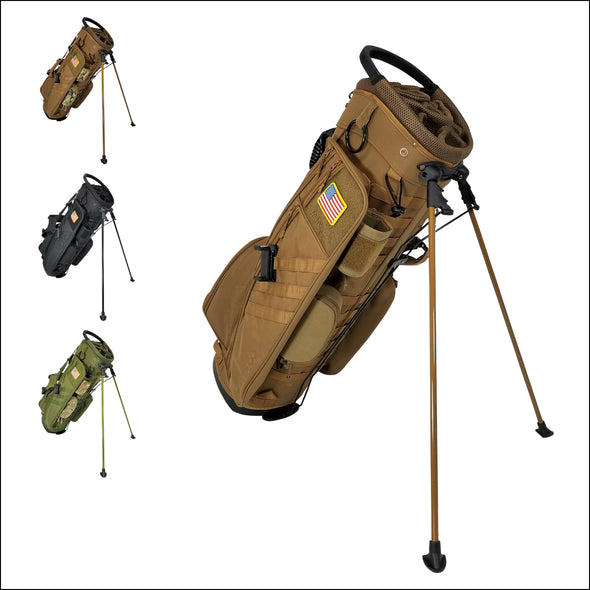 TactiCool - BAMF Golf Bag: EDC - TactiCool - 2018 - tactical - bamf