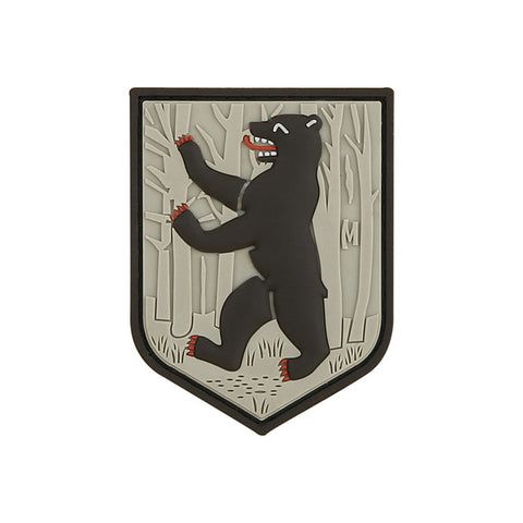 TactiCool - Morale Patch - 2017 - Berlin Bear Patch - military - police