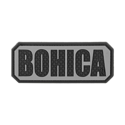 TactiCool - Morale Patch - BOHICA Patch - lightweight - stand bag - molle - tactical - police - military