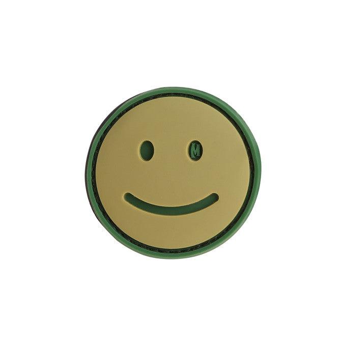 TactiCool - Morale Patch - Happy Face Patch - lightweight - stand bag - molle - tactical - police - military