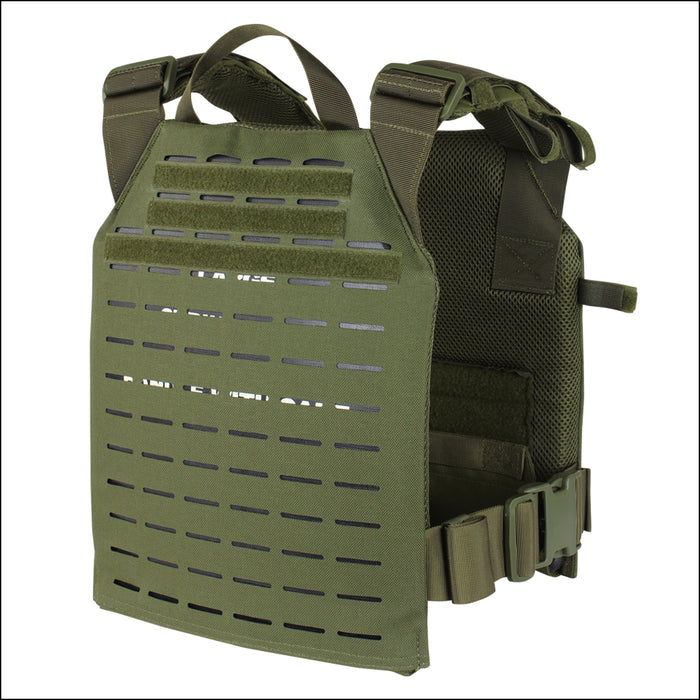 TactiCool - Level IIIA+ Hybrid Lightweight Body Armor Bundle - 2018 - tactical - military - police - veteran - molle