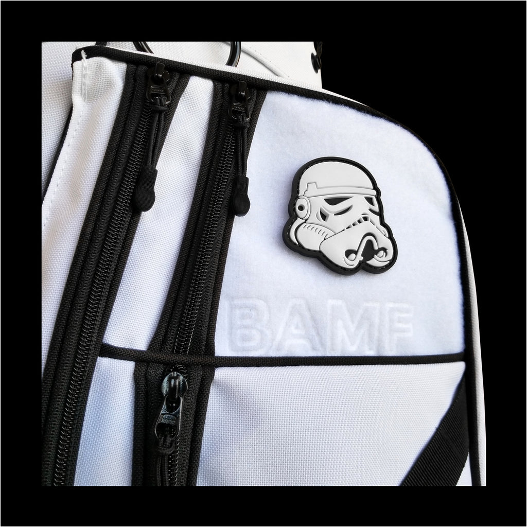 TactiCool - Golf Bag - BAMF Golf Bag: Stormtrooper - lightweight - stand bag - molle - tactical - police - military