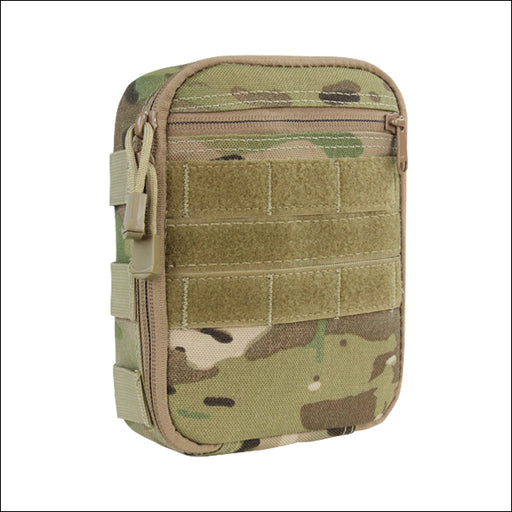 TactiCool - MultiCam Sidekick MOLLE Pouch - 2018 - tactical - military - police - veteran - molle