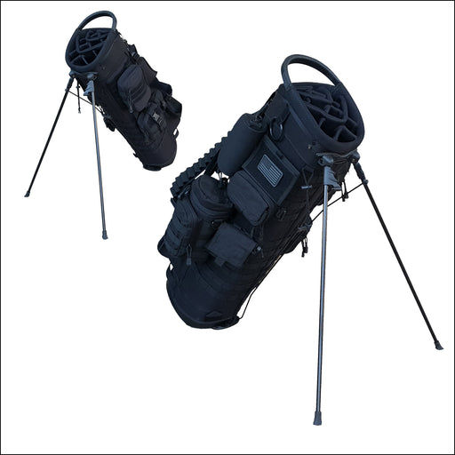 TactiCool - BAMF Golf Bag: Expeditionary - 2018 - tactical - military - police - veteran - molle
