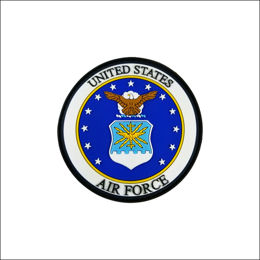 TactiCool - USAF PVC Patch - 2018 - tactical - military - police - veteran - molle