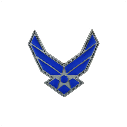 TactiCool - USAF PVC Wings Patch - 2018 - tactical - military - police - veteran - molle